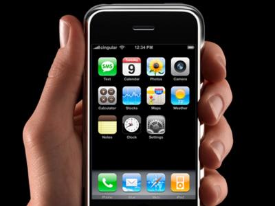 iPhone: Teléfono móvil de Apple