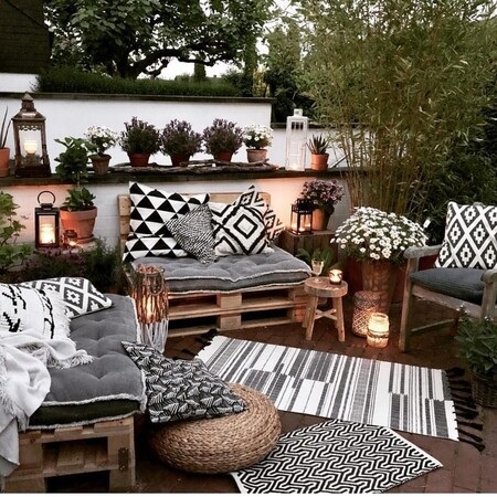 Tres Conjuntos Para Terrazas Y Balcones Pequenos