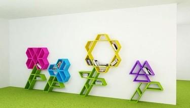Construye con Trapezium tus propias mesas, asientos, consolas o estanterías