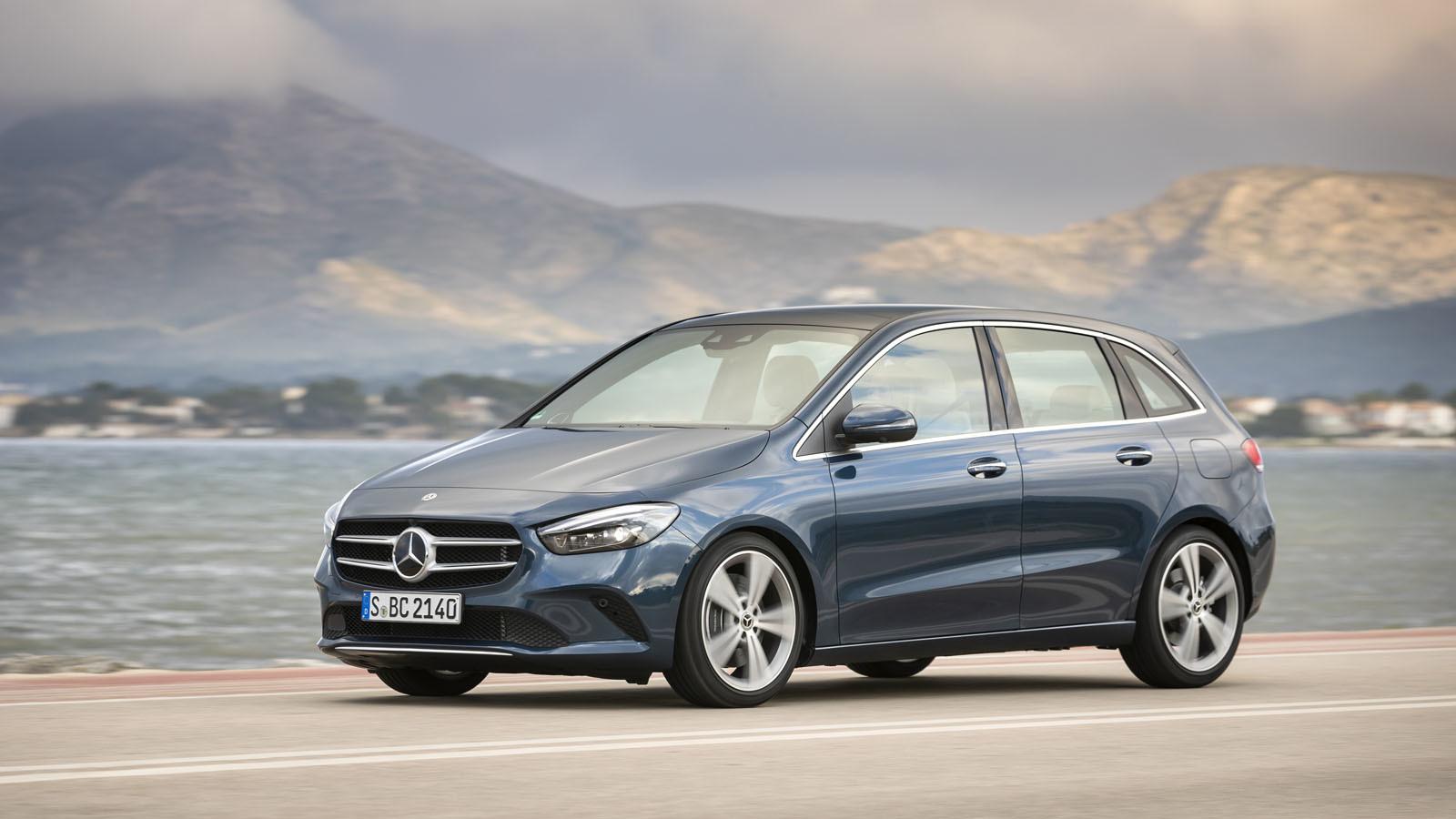 Foto de Mercedes-Benz Clase B 2019 (16/157)