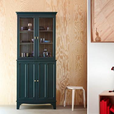 Las novedades de Ikea para octubre incluyen muebles de inspiración vintage o tradicional y accesorios sostenibles fabricados con botellas de plástico reciclado