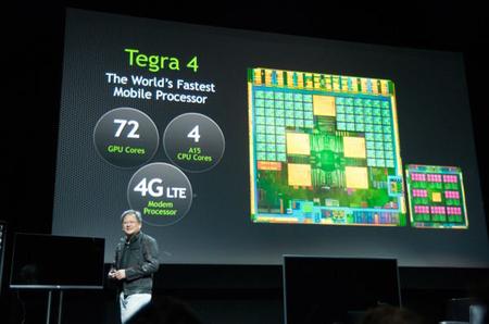 Keynote Tegra 4