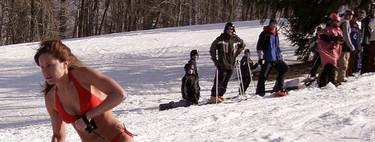 Aprovecha tu protector solar físico para ir a esquiar