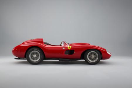 1957 Ferrari 315 335 S Scaglietti Spyer Collection Bardinon 2 C Artcurialphotographechristianmartin