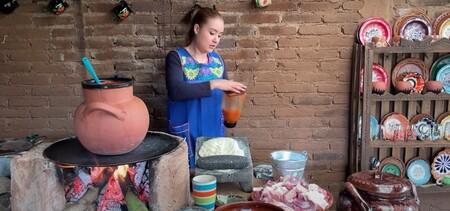 Dona Angela Birria Estilo Michoacan De Mi Rancho A Tu Cocina