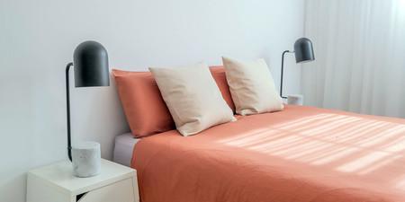 Diseno Vivienda Reforma Integral Gran Via Valencia Dormitorio Peanut Design Studio Enue Construccion 2