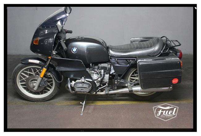 BMW R100 Gs
