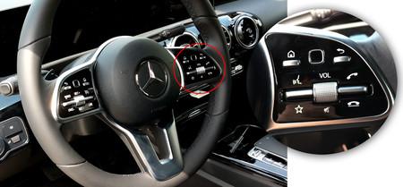 Volante Mercedes Clase A