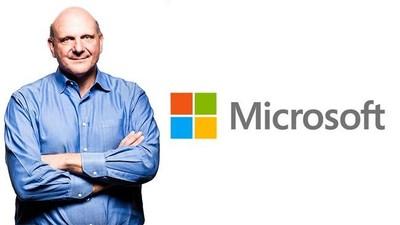 La carta de despedida definitiva de Ballmer a los empleados de Microsoft