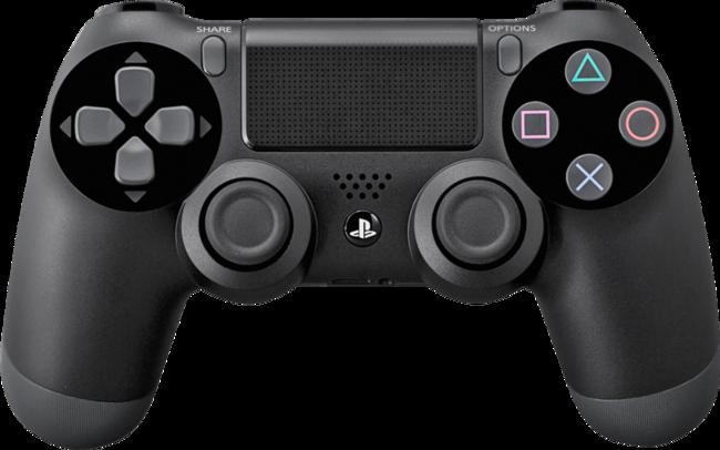 Mando Inalambrico Sony Ps4 Dualshock 4 Negro 1211106 L