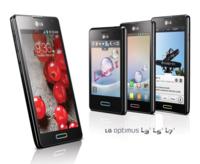 Los LG Optimus L Series II ya están sobre el tablero de juego