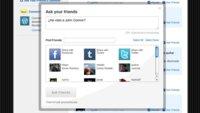 Formspring permite ahora formular preguntas a varias personas al mismo tiempo