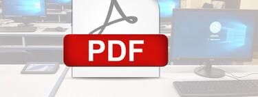 Los mejores programas para leer PDF en Windows 10 gratis