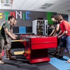 Foto 1 de 6 de la galería espacios-para-trabajar-las-oficinas-de-softonic en Decoesfera
