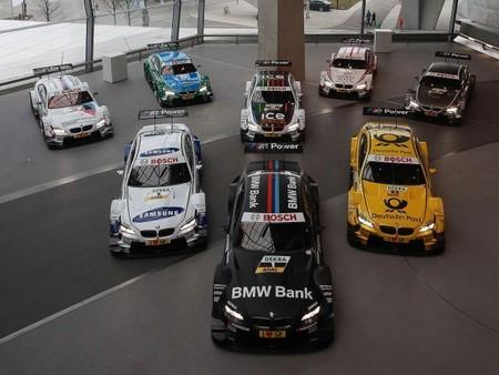 BMW pone en pista a sus dos últimos campeones del DTM