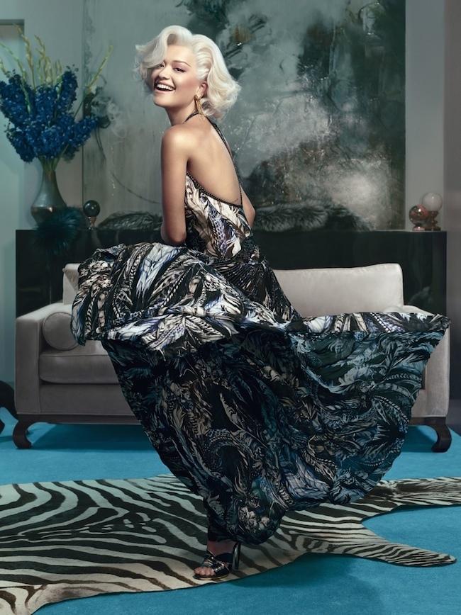 Foto de Rita Ora para Roberto Cavalli (2/6)