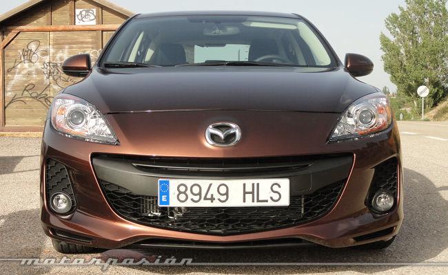 Mazda3 1.6 CRTD 115 cv edición 2011, rediseño frontal