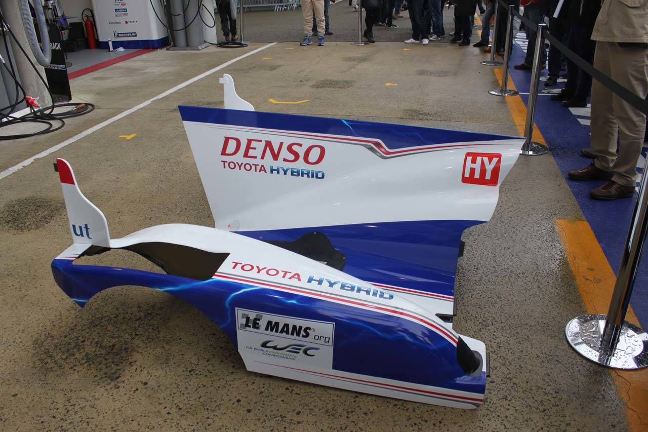 Foto de 24 horas de Le Mans 2012 (102/160)