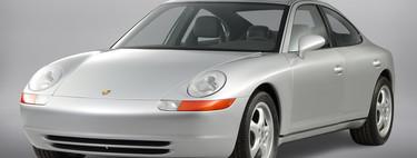 Porsche 989: el Panamera estaba listo desde finales de los 80, pero tal vez nosotros no lo estábamos para él
