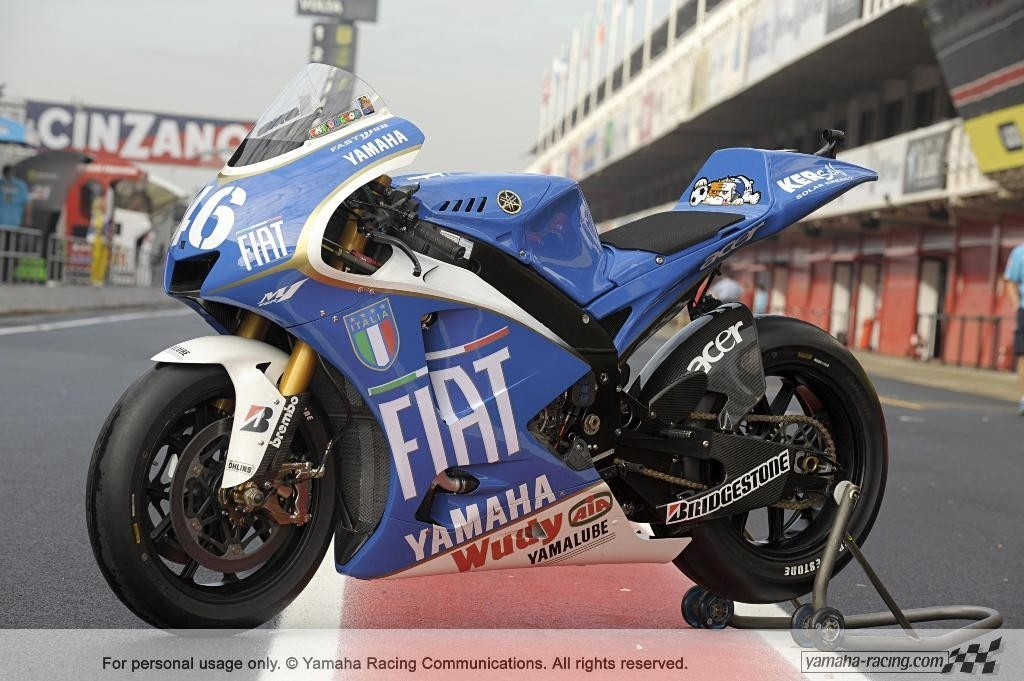 Foto de Yamaha Azzurri (1/3)