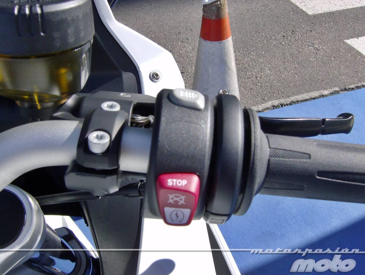 Foto de BMW F 800 GT, prueba (valoración, ficha técnica y galería) - Detalles (14/22)