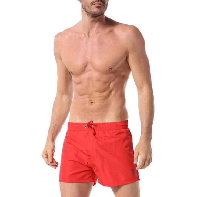 El bañador para hombre Diesel Bmbx Sandy E en color rojo está por 18,95 euros en Dressinn