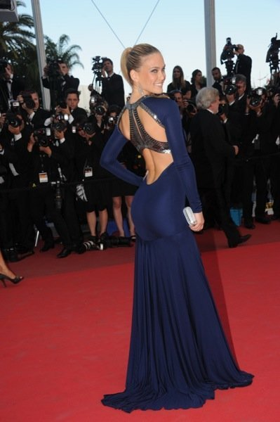 Refaeli Festival de Cannes