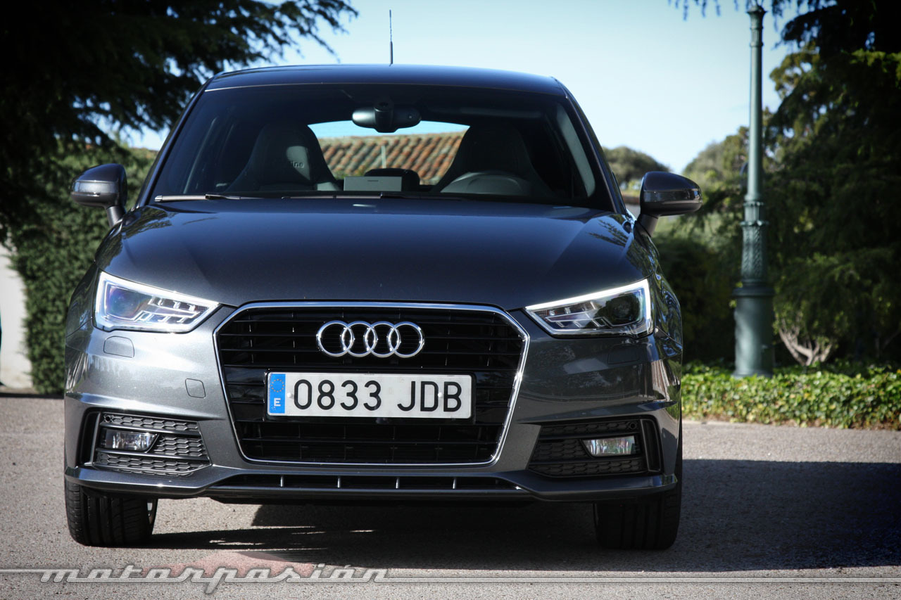 Foto de Audi A1 SportBack 1.4 TFSI CoD (prueba) (17/19)