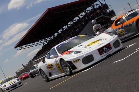 El Circuito de Navarra-Los Arcos entra en el calendario del FIA GT1