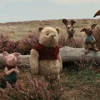 'Christopher Robin' presenta un emocionante tráiler final: Disney ha creado una versión de 'Hook' con Winnie the Pooh y sus amigos