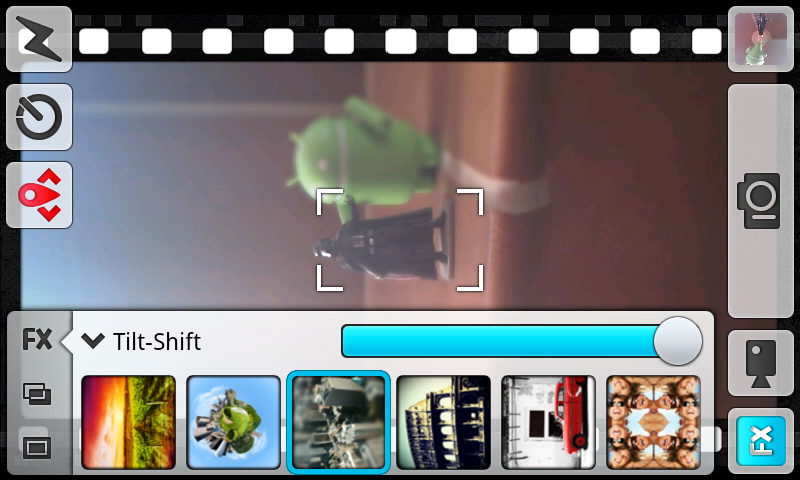 Foto de Camera MX de Magix para Android en imágenes (5/20)