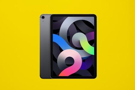 El iPad Air (2020) a un precio nunca visto en Amazon: la potencia del chip A14 y su atractivo diseño casi sin bordes por 584 euros