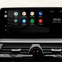 Android Auto inalámbrico llega finalmente a todos los BMW con una actualización OTA