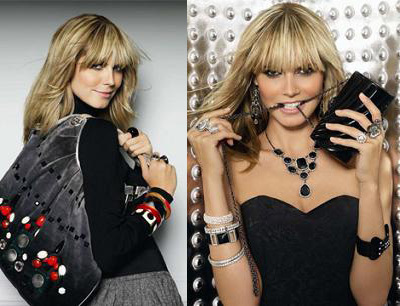 Heidi Klum imagen de Accessorize