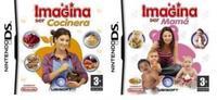 Imagina ser... Cocinera o Mamá con Nintendo DS