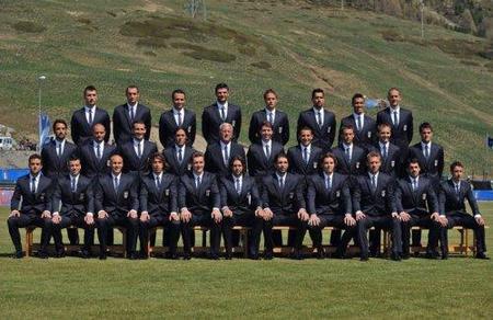 Dolce and Gabbana viste al equipo italiano para el Mundial