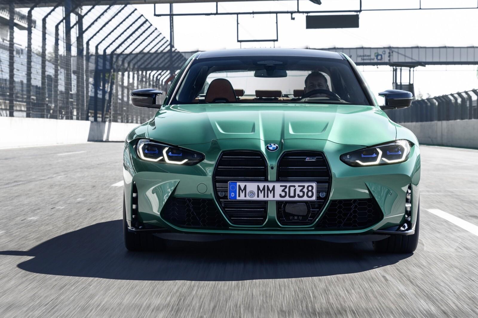 Foto de BMW M3 Competition 2021 (20/40)