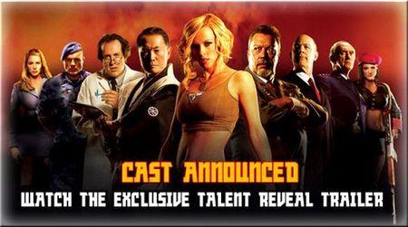 GC 2008: Desvelado el reparto de actores en 'Red Alert 3'