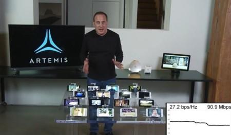 Artemis nos enseña en vídeo su tecnlogía pCell, y es sencillamente impresionante