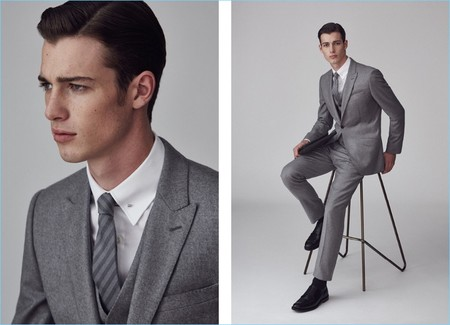 Reiss 2016 Fall Winter Mens Suiting Editorial 001