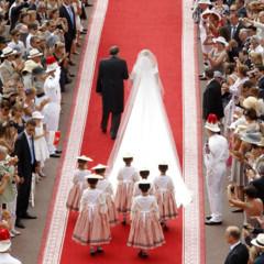 Foto 17 de 19 de la galería todas-las-imagenes-del-vestido-de-novia-de-charlene-wittstock-en-su-boda-con-alberto-de-monaco en Trendencias