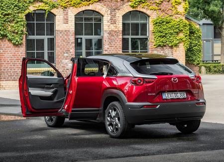 Mazda Mx 30 Electrico 12