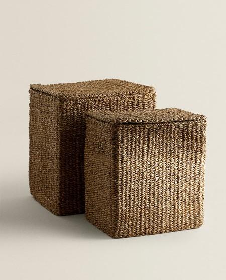 cesta de la ropa sucia