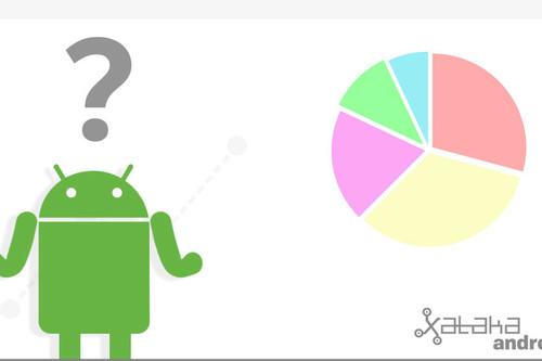 Cuatro meses sin datos de distribución de versiones Android, ¿tan mal va la fragmentación?