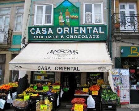 Descubriendo Oporto: la Casa Oriental, el mejor bacalhau y chocolate de la ciudad