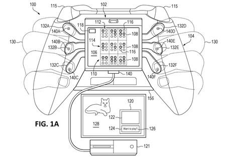 Xbox Braille Controller 2