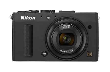 Nikon Coolpix A Vista delantera