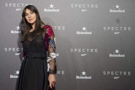 """Encuentro con Monica Bellucci: """"Mi papel en 'Spectre' es una primicia absoluta en la saga Bond"""""""