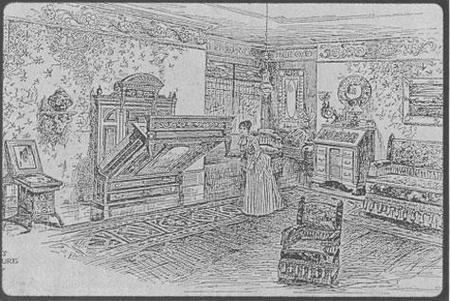 La historia de las camas abatibles