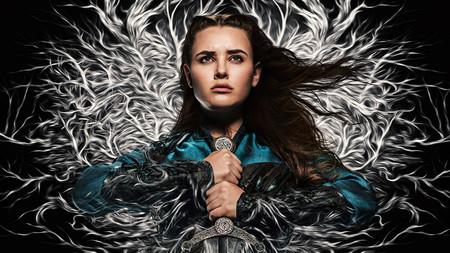 'Maldita': la serie de Netflix es una notable actualización de la leyenda artúrica sin miedo a la violencia sangrienta